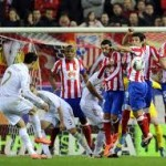 Athletico Madrid & Real Madrid - Agen Taruhan