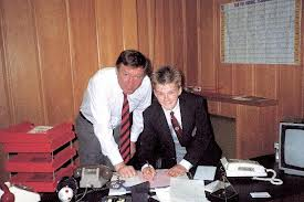 David Beckham And Sir Alex Ferguson - Agen Taruhan
